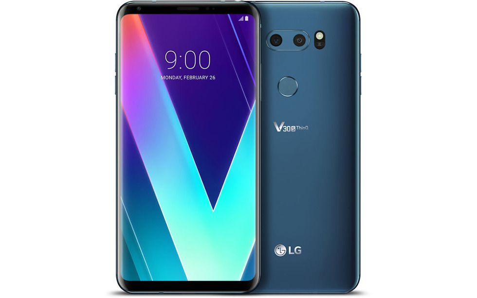 lg v30s thinq deal