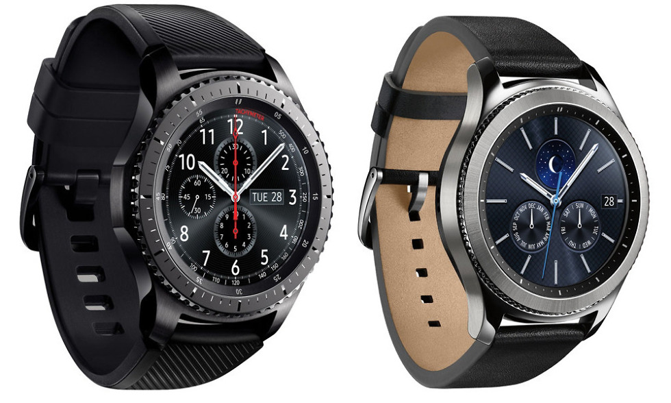 Bundle Samsung S8 Gear S3