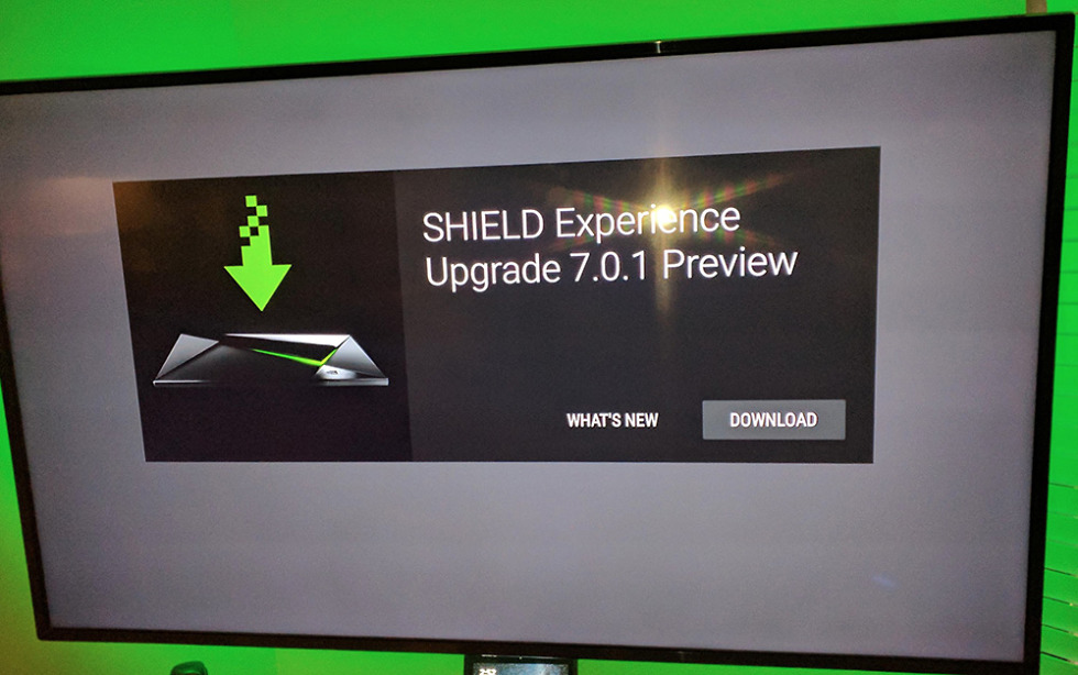 shield tv oreo update preview