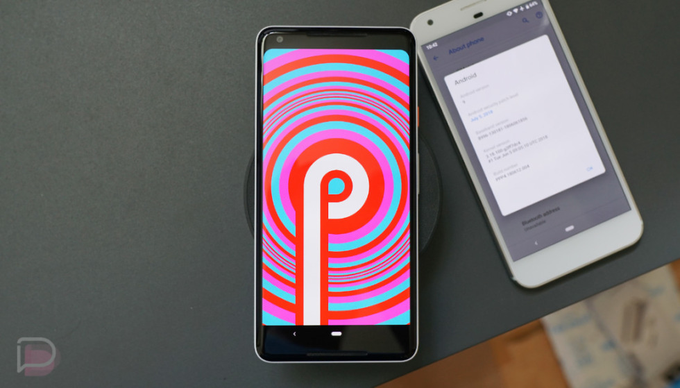 Android P Developer Preview 5, Beta 4