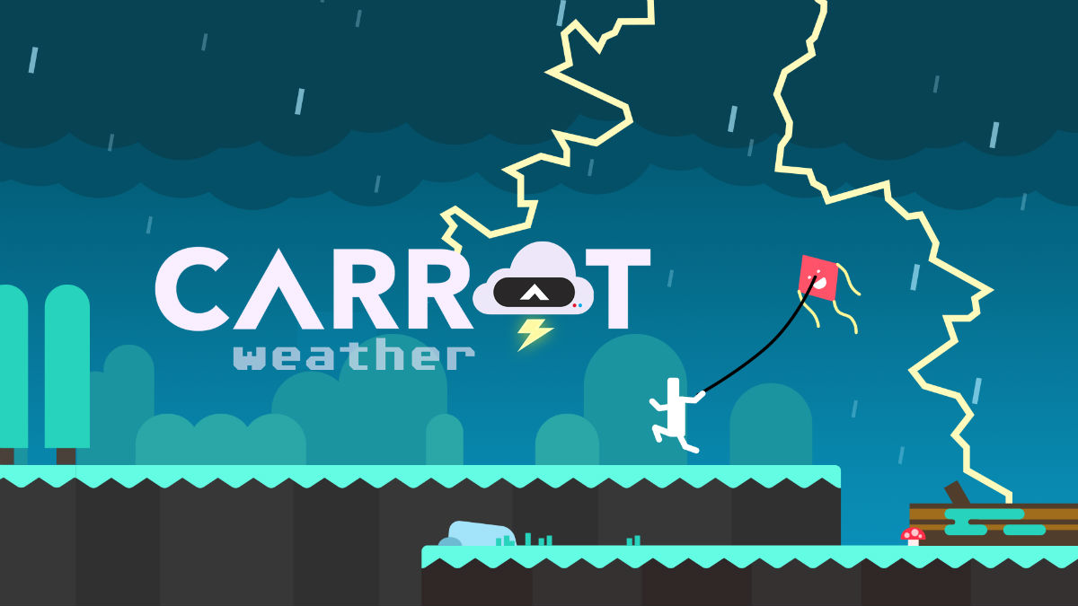 carrot weather android