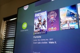 Fortnite on Android TV
