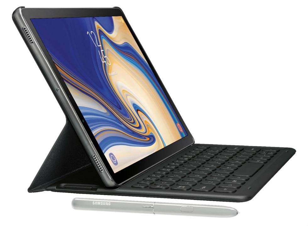 Samsung Galaxy Tab S4 White