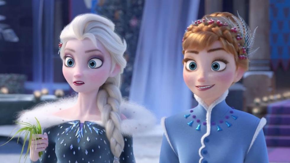 Let It Go: Samsung, Disney Release 'Frozen' AR Emoji Pack