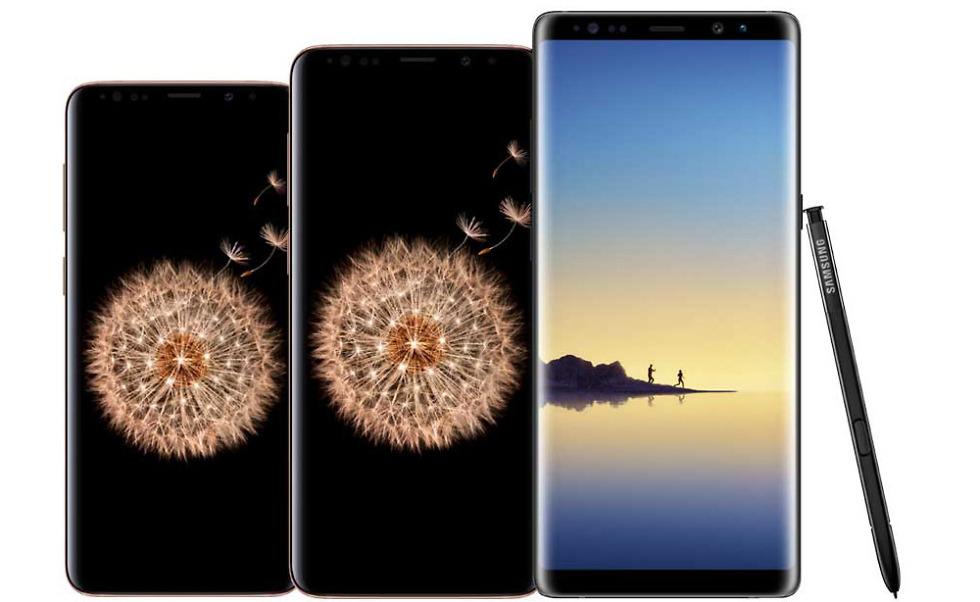DEAL: Best Buy is Dropping $350 Off Galaxy S9, S9+, and Note 8