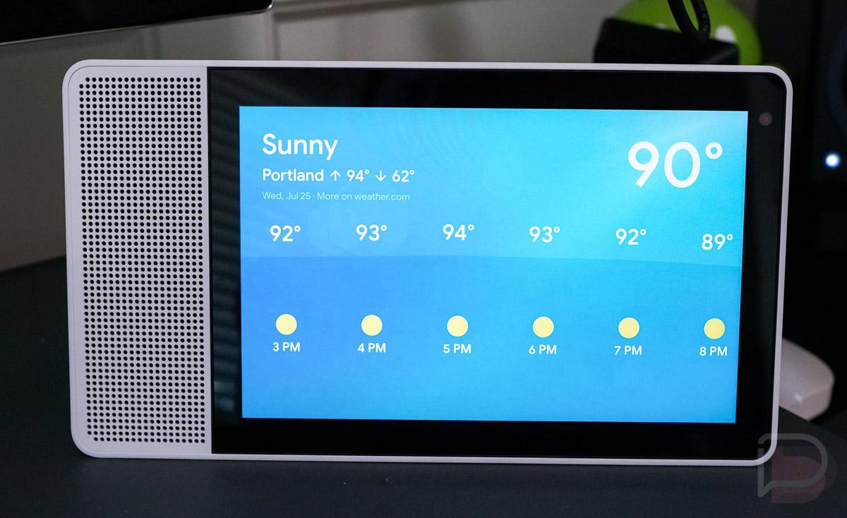 Lenovo Smart Display Review: Yep, I\'ll Take One – Smart Tech