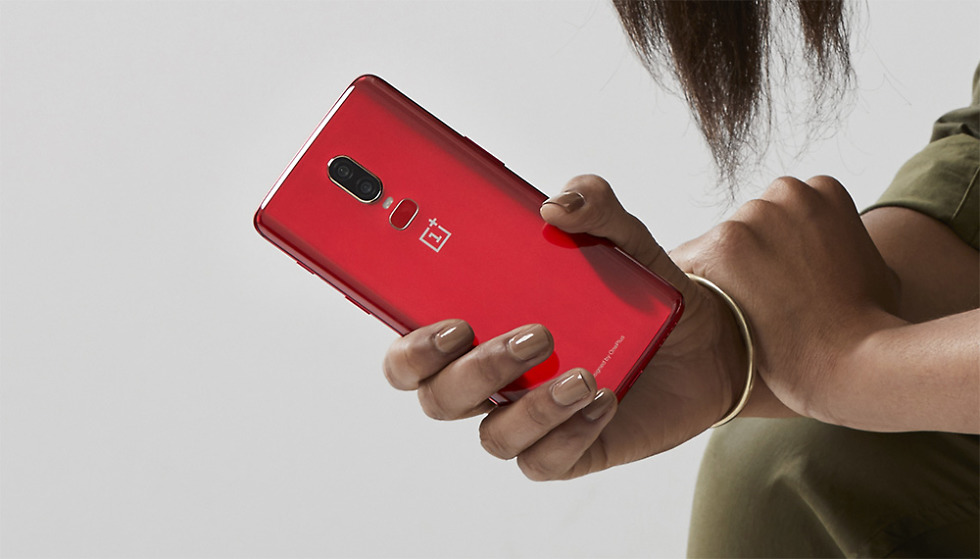 buy oneplus 6 red deal