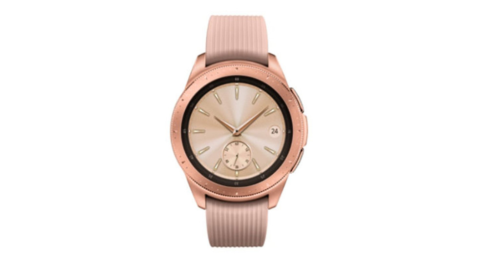 Samsung Galaxy Watch, 42mm, Rose Gold