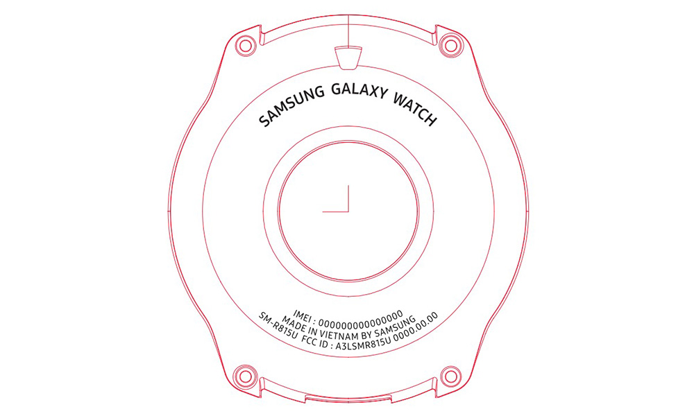 Samsung Galaxy Watch Hits FCC With WiFi and LTE Connectivity
