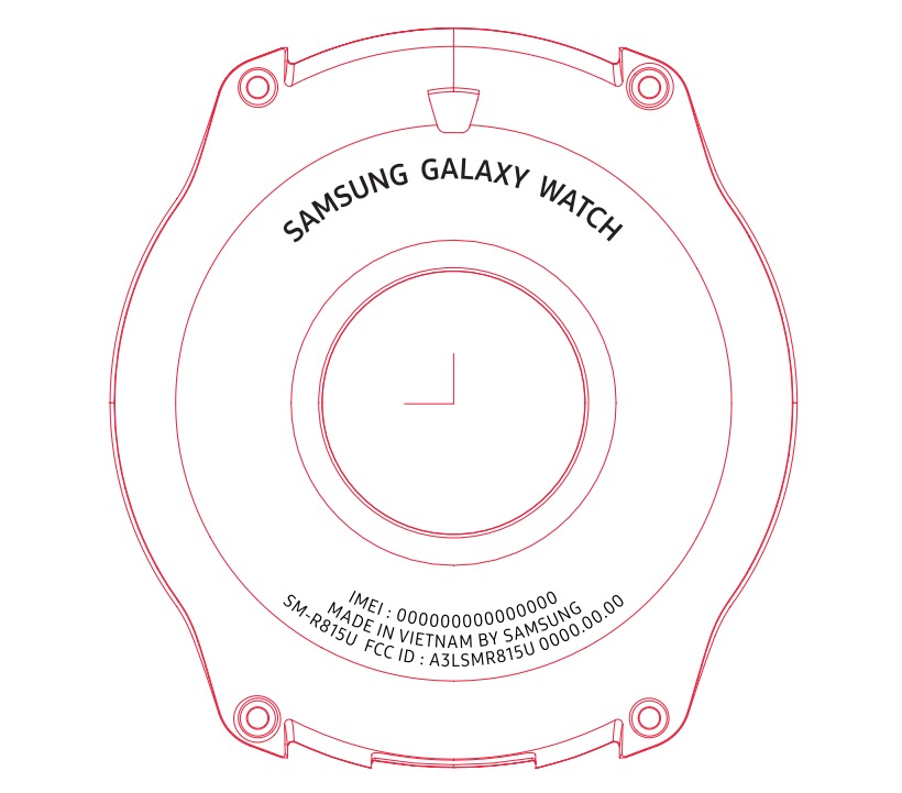 Samsung's Galaxy Watch could be set to launch on 9 August