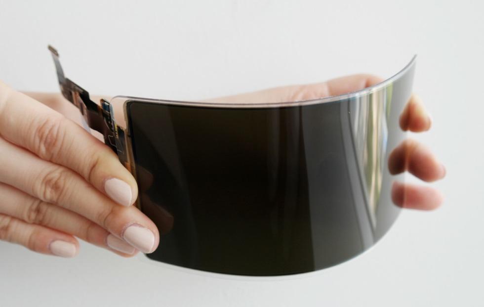 Samsung Unbreakable OLED
