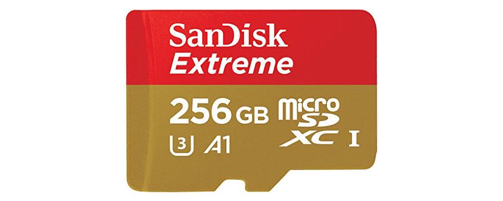 sandisk extreme 256gb deal