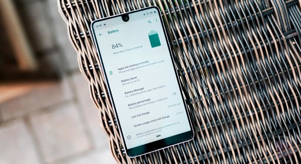 Android Pie Battery Life