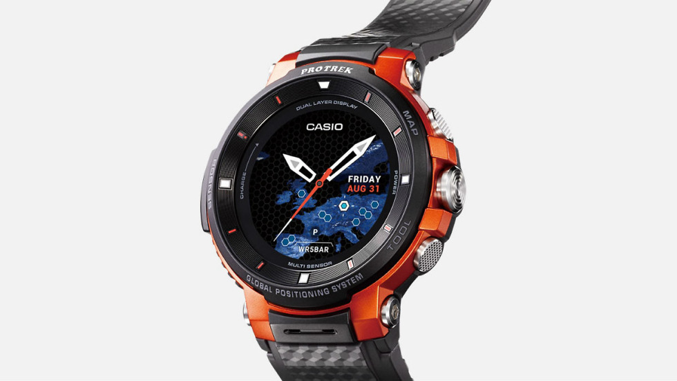 Casio's New Wear OS Watch Costs $549, Available in January