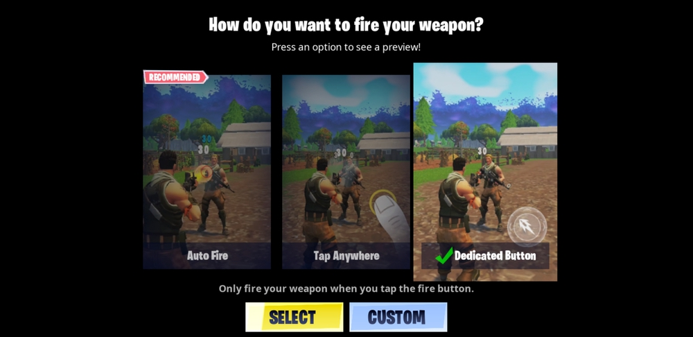 Fortnite on Android: Frustrating Controls, but Still Promising