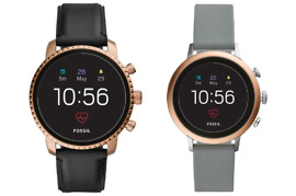 Fossil Gen 4 Wear OS Watches
