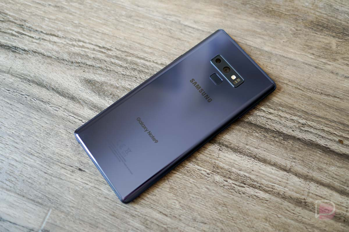 Galaxy Note 9 10 of 21