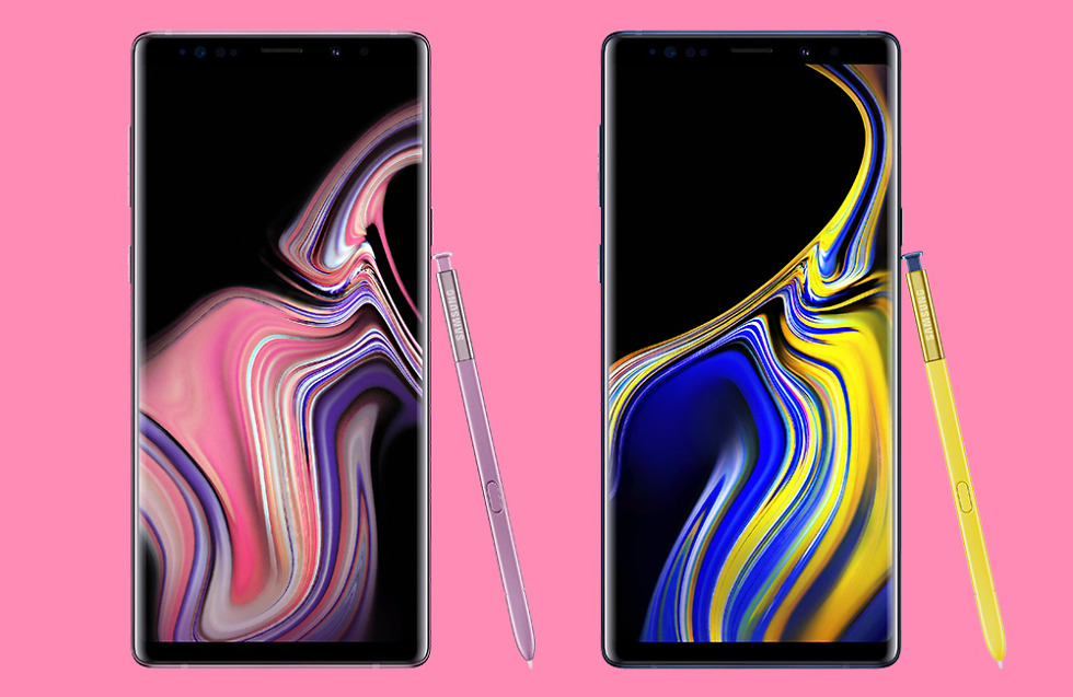 Galaxy Note 9 Preorder