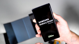 Galaxy Note 9 Unboxing