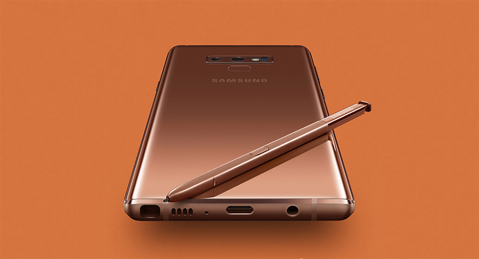 samsung note 9 - photo #18