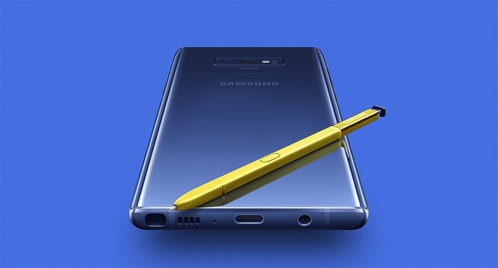 Samsung Galaxy Note9 Preview