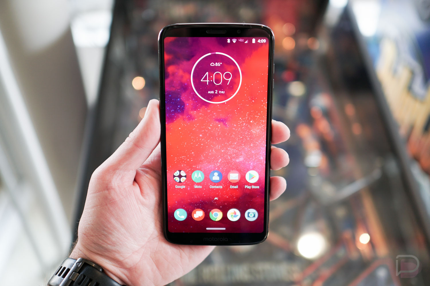 Verizon Completes 5G Data Connection With Moto Z3, 5G Moto