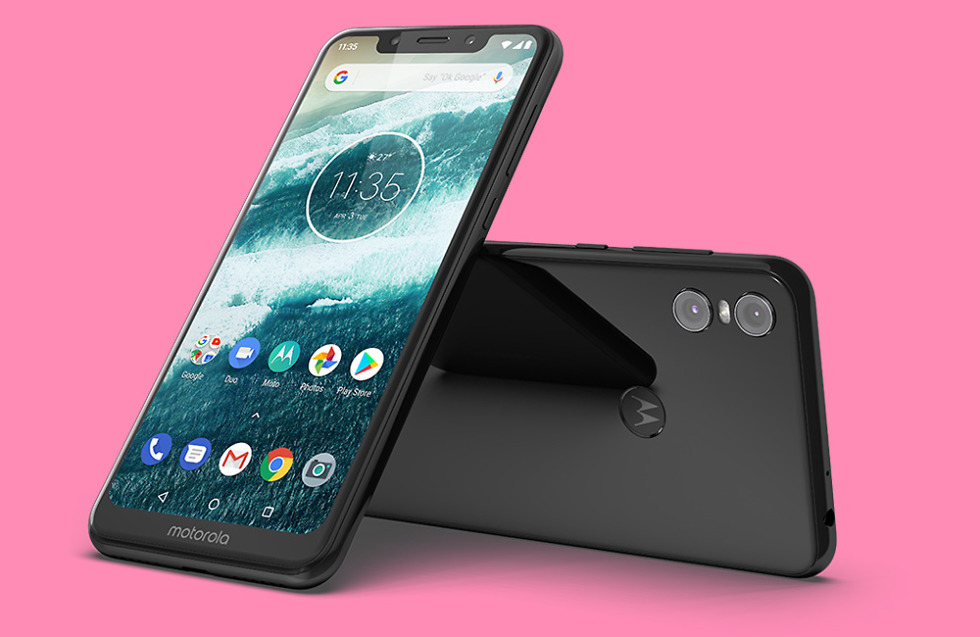 Motorola One, Android One