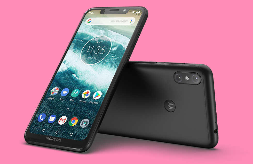 Motorola One Power, Android One