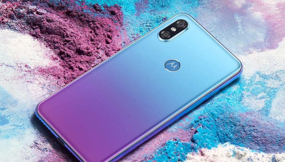 Motorola P30 for China Sports Refreshingly Unique Design