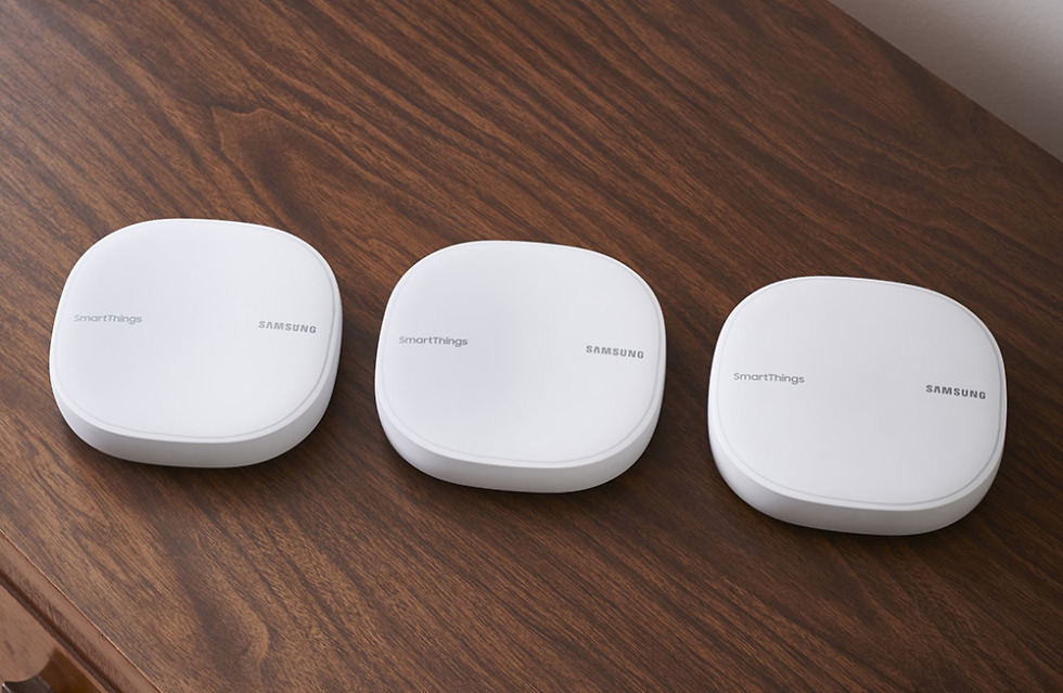 New Samsung Smartthings WiFi