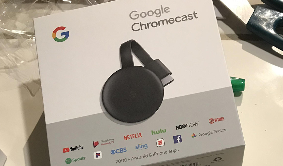 new chromecast shows up at best buy two weeks early droid life