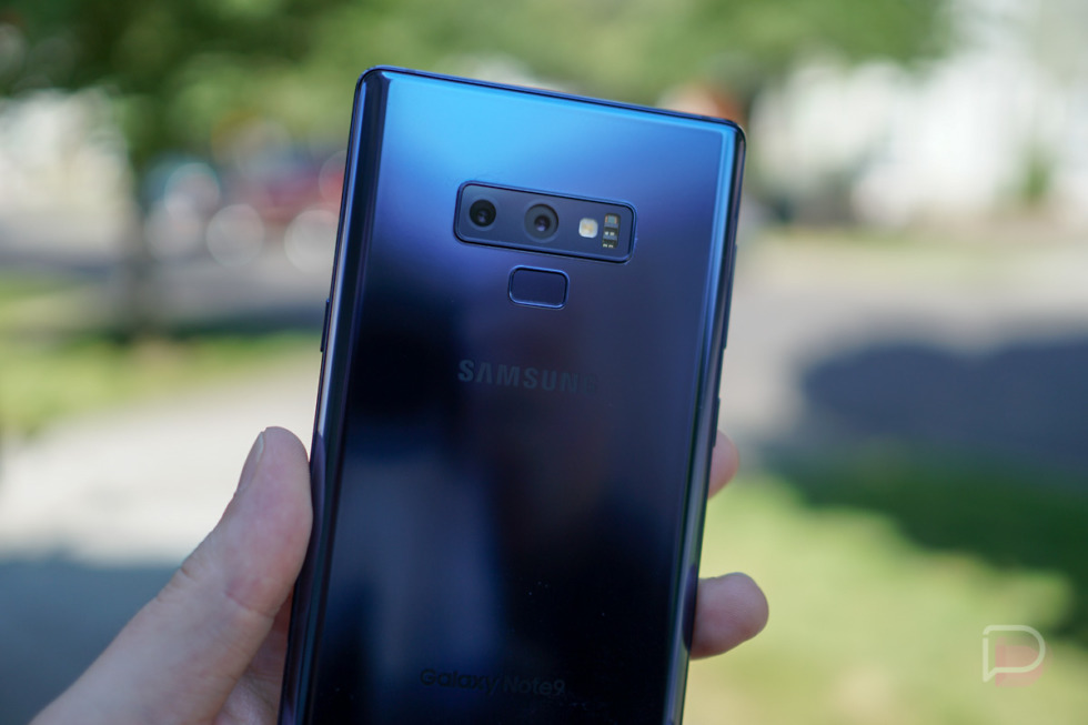 Bixby Update Should Reduce Accidental Presses on Galaxy Note 9