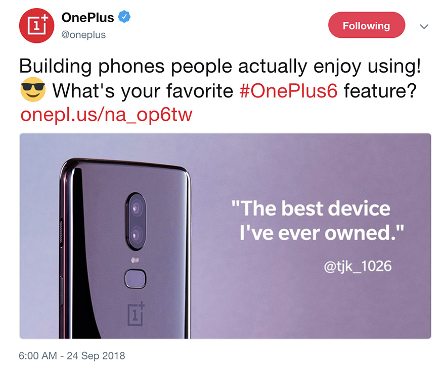 OnePlus 6 Headphone Jack