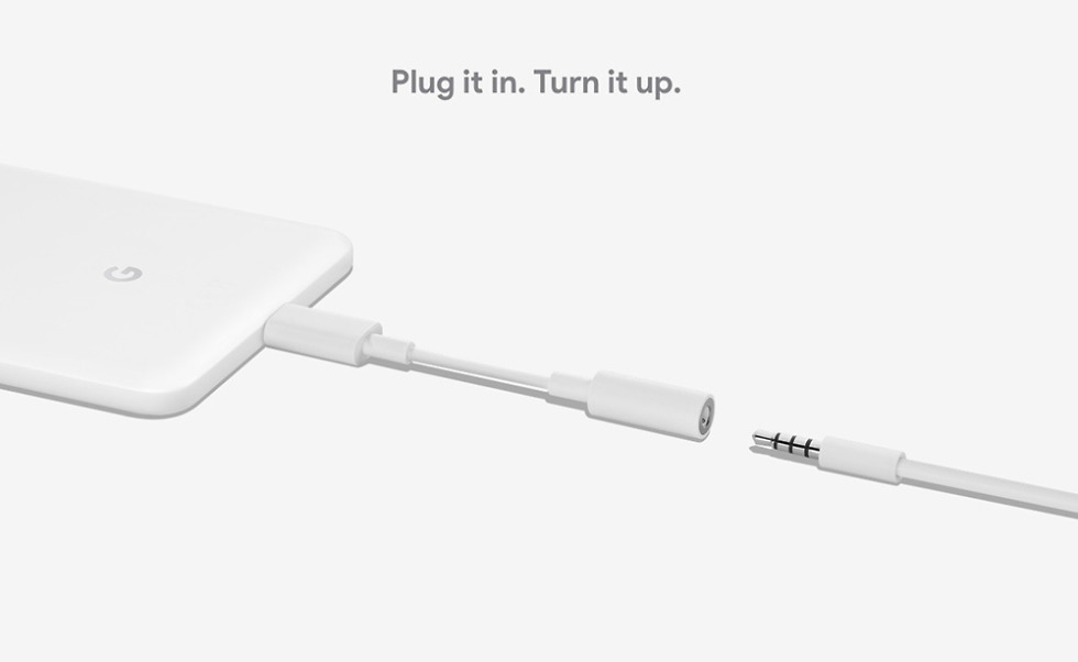 New Pixel 2 Headphone Adapter