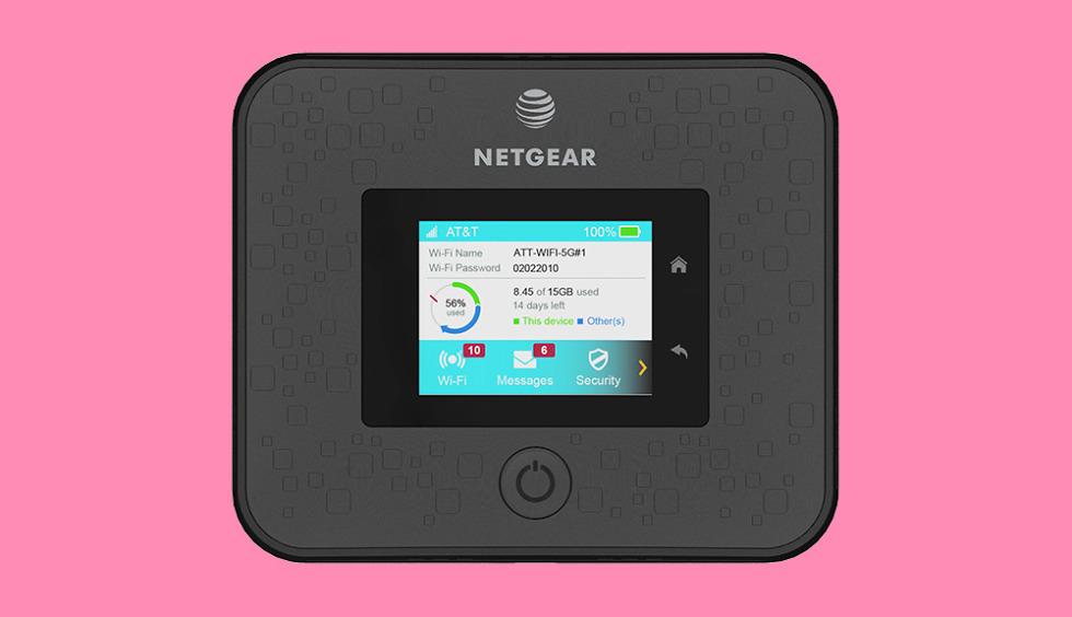 AT&T 5G Netgear Nighthawk