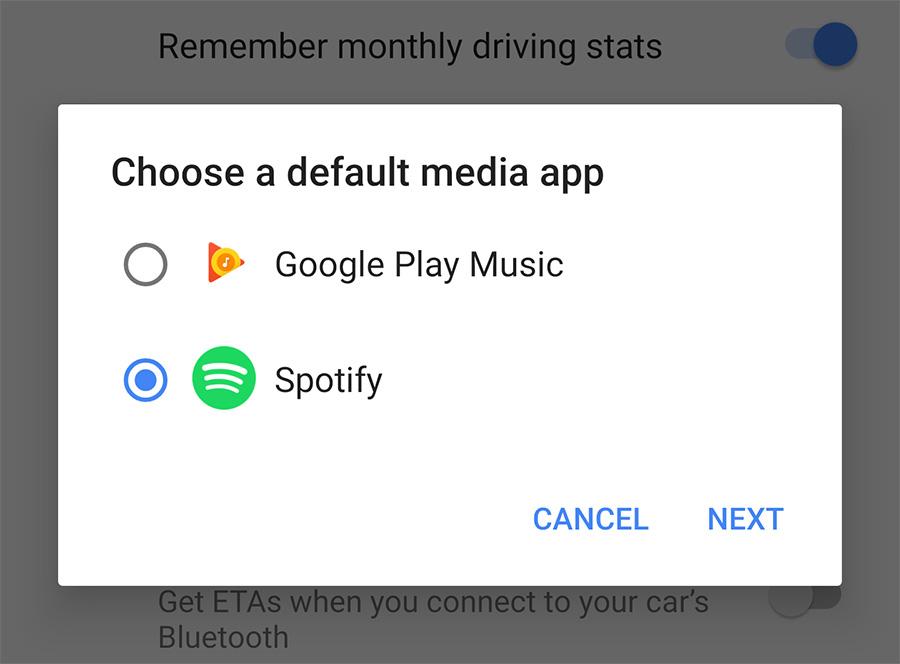Google Maps Music