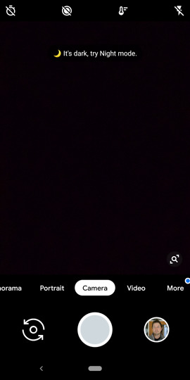 Google Pixel 3 Night Sight