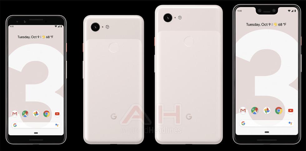 Google Pixel 3 Sand Color