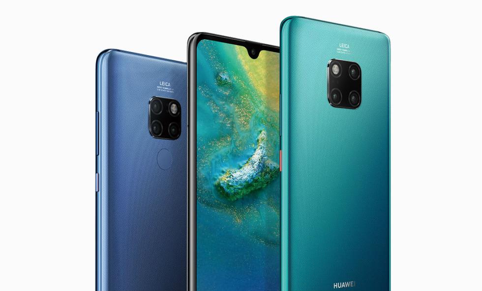 Huawei Mate 20 Pro Kokemuksia