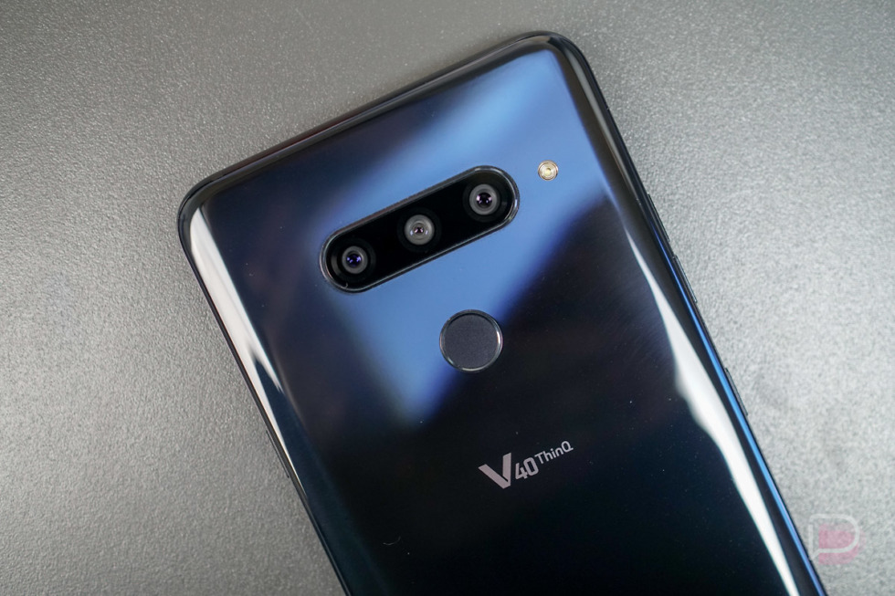Verizon LG V40 Receives Android 10 Update
