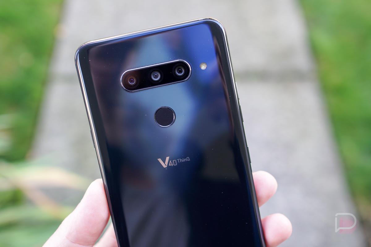 LG V40 ThinQ Review – Droid Life