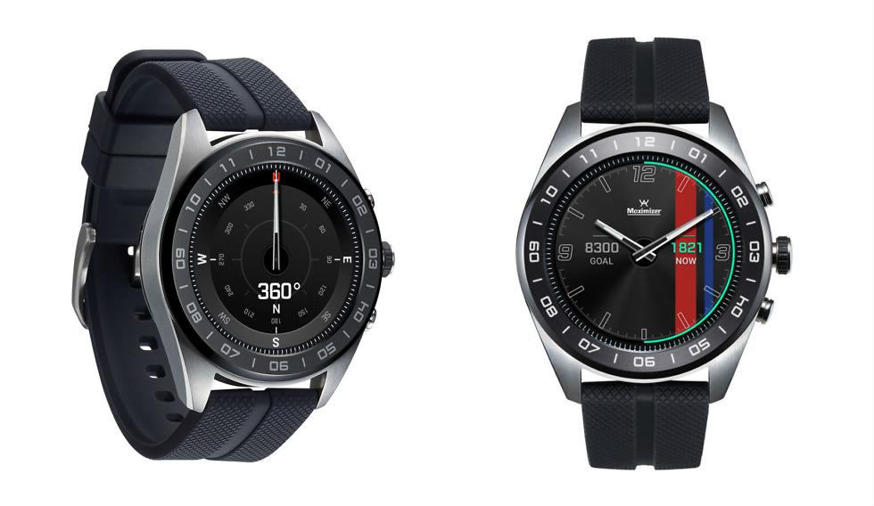 LG Watch W7 is a $450 Hybrid Wear OS Device With ...