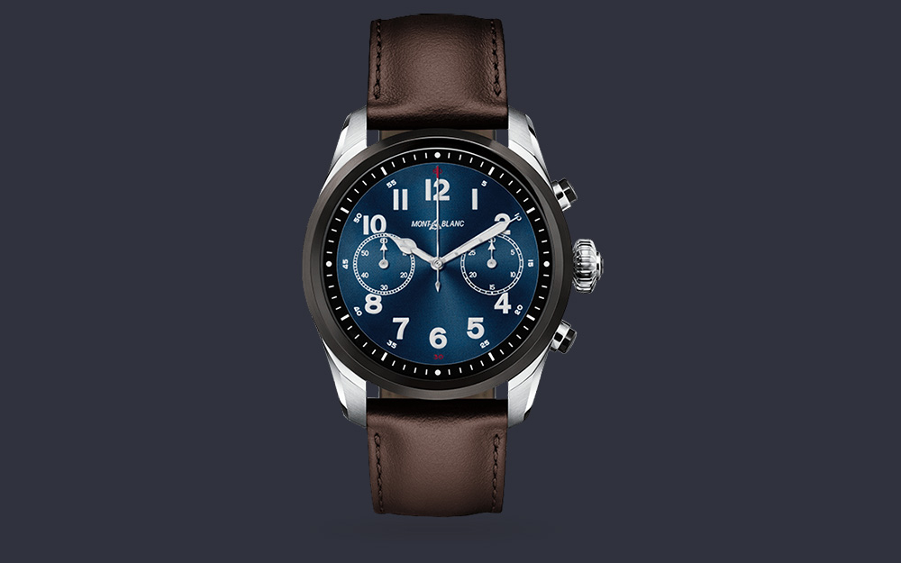Montblanc Summit 2 is the first Snapdragon Wear 3100-powered device