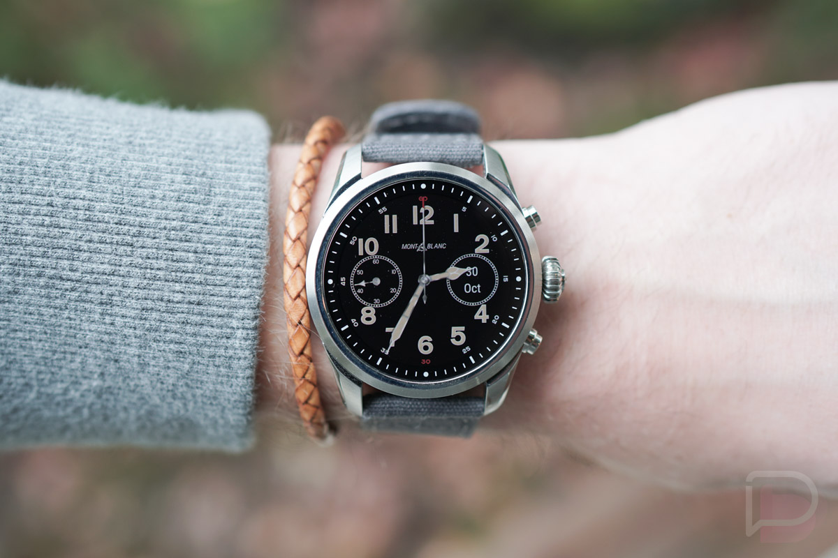 Montblanc Summit 2 Review: First 3100 Watch Change Anything? – Droid