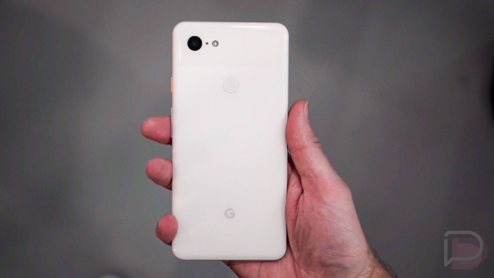 Pixel 3 First Look