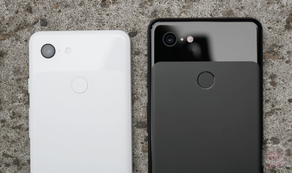 Pixel 3 and Pixel 3 XL