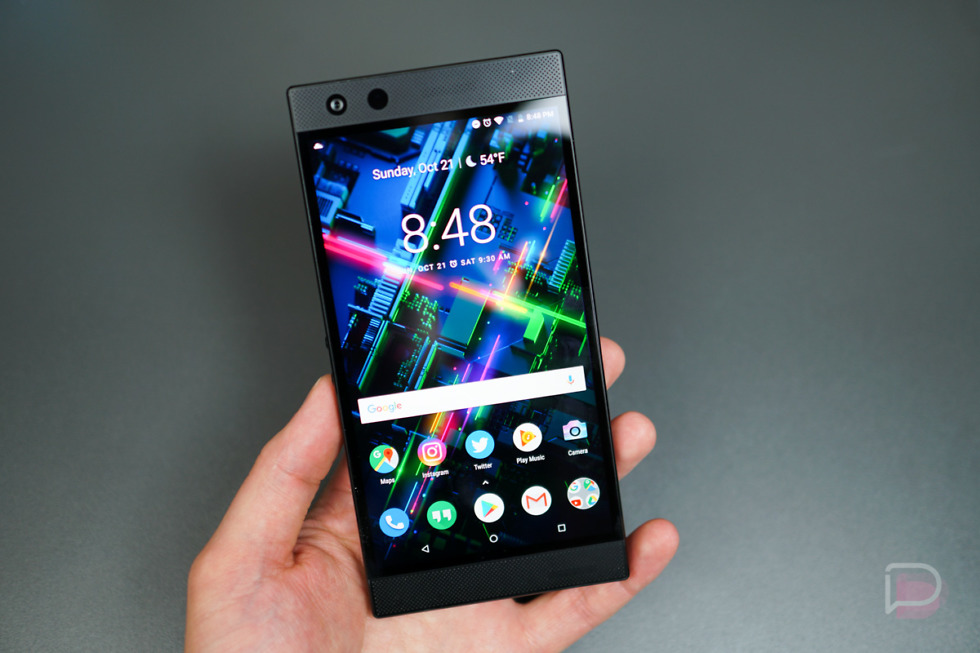 Razer Phone 2 Heads Exclusively to AT&T This Week