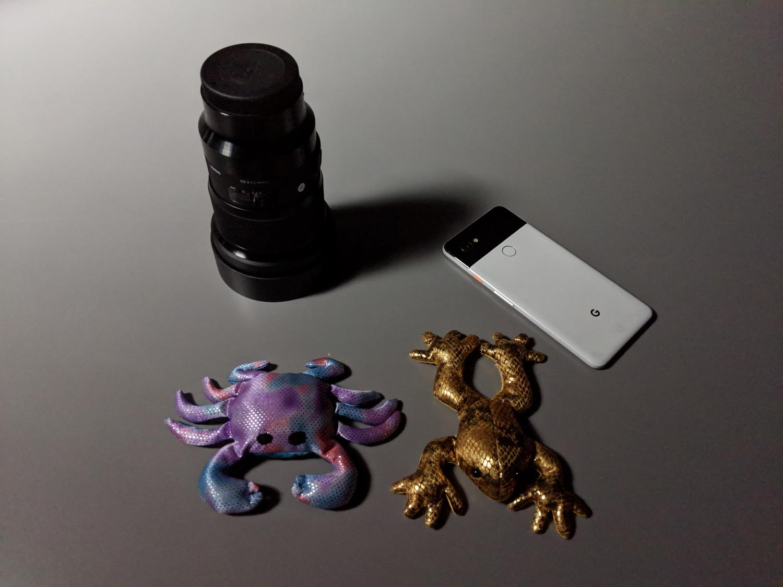Pixel 2 Smart Technology Digital Alliance Mouse Gaming G7 Alpha Drak Gray Close To Dark Camera Night Sight
