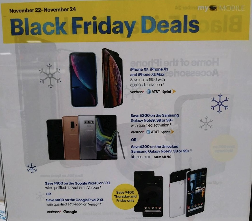 Best Buy Pixel 3 Black Friday