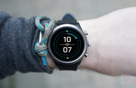Fossil Sport Review
